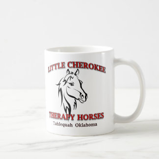Lite Cherokee två Kaffemugg