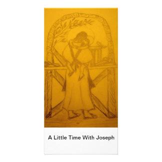 Lite en Time med Joseph Fotokort
