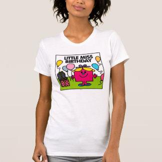 Lite Fröcken födelsedagplats T-shirt