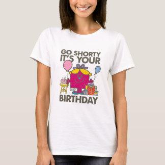 Lite går Fröcken födelsedag | Shorty version 28 Tee Shirts