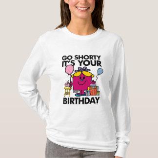 Lite går Fröcken födelsedag | Shorty version 28 Tröjor