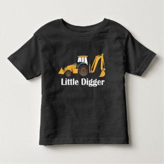 Lite grävare - för Jersey för småbarn fin  Tee Shirt