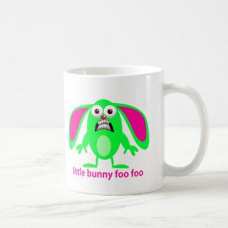 Lite kanin Foo Foo Kaffemugg