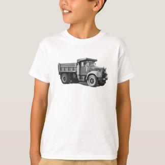 Lite lastbilskjorta för pojkar t-shirts