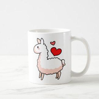 Lite Llama Kaffemugg