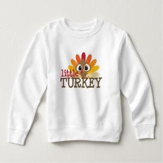 Lite lurar kalkonen unisex- thanksgiving för t shirts