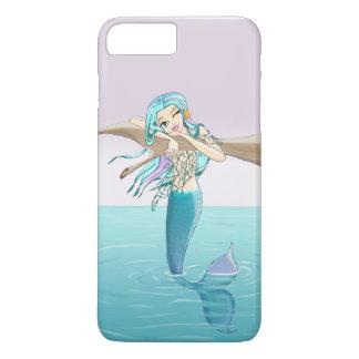 Lite mobilt fodral för sjöjungfru