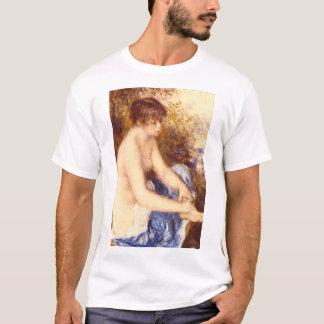 Lite nakenstudie i Blue_Impressionists T-shirt