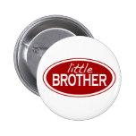 Lite (oval) broder, nål