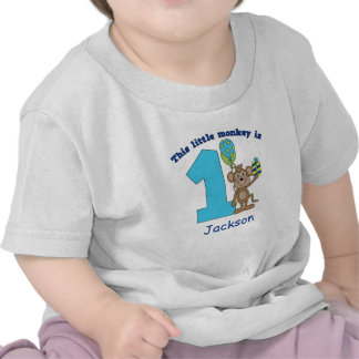 Lite personlig för födelsedag för apaungar 1st