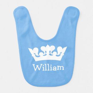 Lite Prince baby blue haklapp Hakklapp