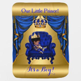 Lite Prince Royal Slösa Guld Filt 2