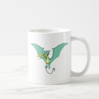 Lite Pterosaur Kaffemugg