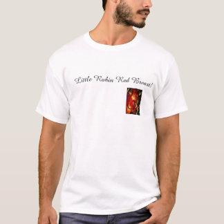 Lite Robin rött bröst! T Shirt