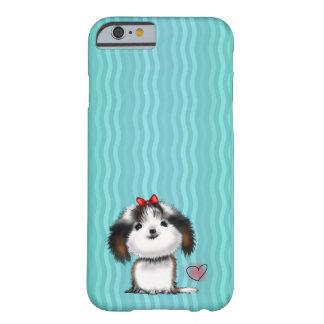 Lite Shih Tzu valp på Aquarandar Barely There iPhone 6 Fodral