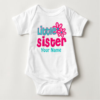 Lite systerrosor och krickapersonligskjorta tröjor