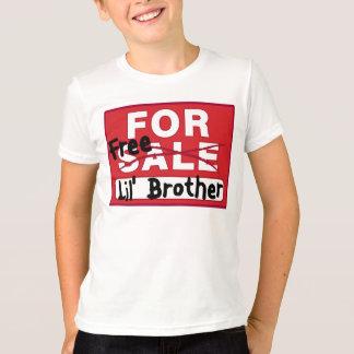 Lite till salu rolig T-tröja för broder Tröjor