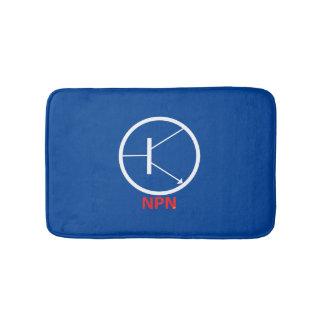Liten badmatta för NPN-transistor Badrumsmatta