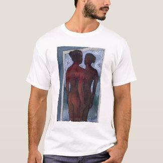 Liten blåttspegel 2009 t-shirt