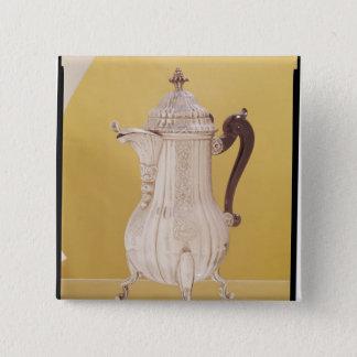 Liten kaffekruka standard kanpp fyrkantig 5.1 cm