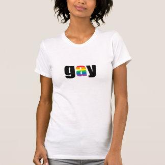 Liten och nätt T-tröja för glada damer T Shirt