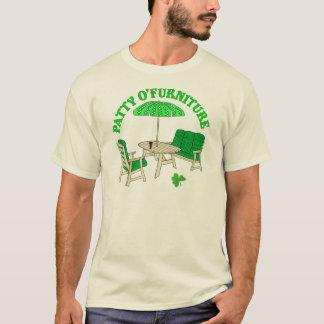 Liten pastejO möblemang T-shirt