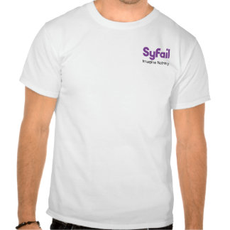 Liten Syfail logotyp Tröjor