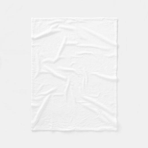 """Custom Fleece Blanket, """"76 cm x 101,6 cm"""""""