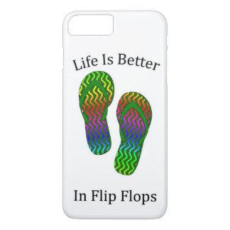 Liv är bättre i flinflip flops