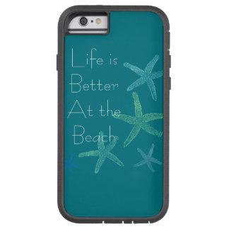 Liv är bättre på stranden tough xtreme iPhone 6 skal