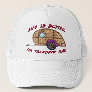 Liv är den bättre hatten truckerkeps