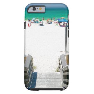 Liv är en strand! tough iPhone 6 case