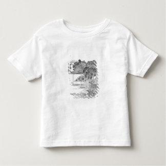 Liv av en Mandarin T Shirt
