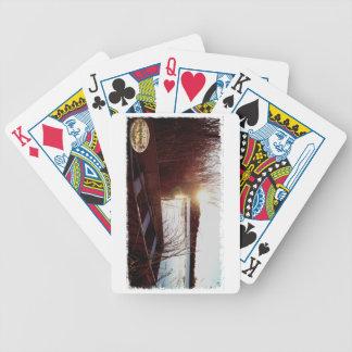 Liv bra utrustar spelkort