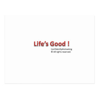 Liv bra vykort