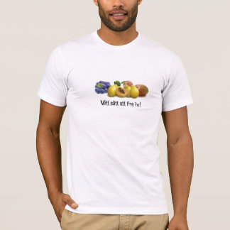 Liv för fira för kardasättatt! t-shirts