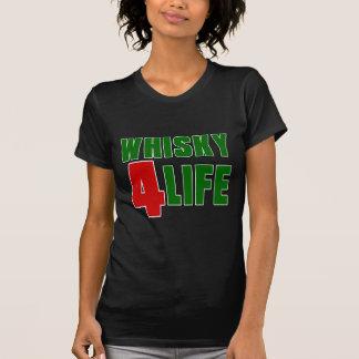 Liv för WHISKY 4 T-shirt