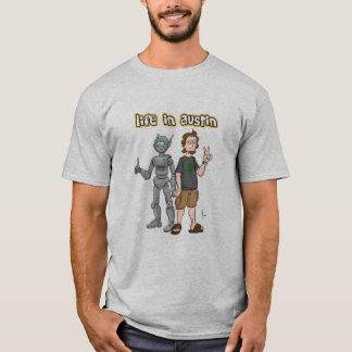 Liv i Austin T-shirts