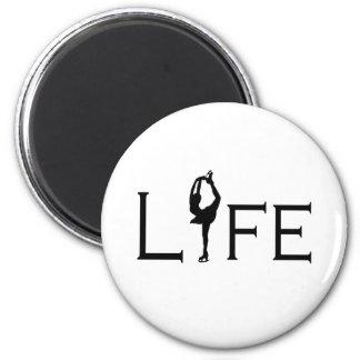 LIV (konståkare) Magnet