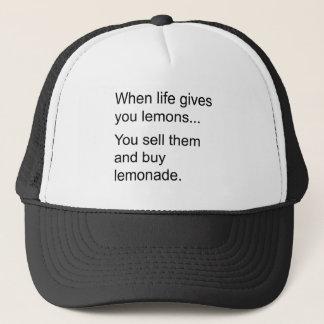 liv och dess citroner keps