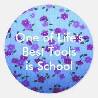 Liv verktyg: Klistermärke