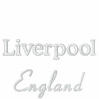 Liverpool England jacka