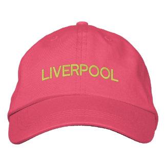 Liverpool lock broderad keps