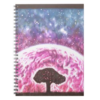 Livets träd anteckningsbok