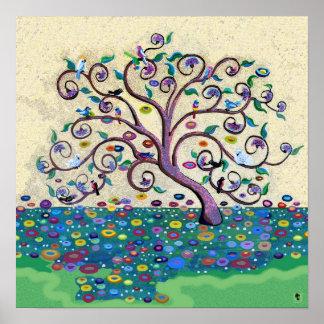 Livets träd poster