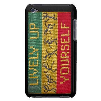 livlig reggaedanstelefon iPod Case-Mate fodraler