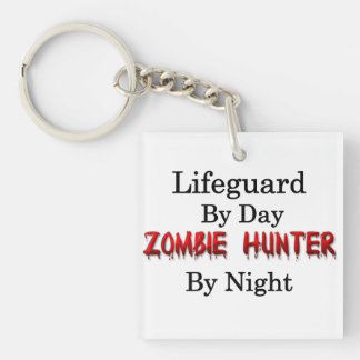 Livräddare-/Zombiejägare