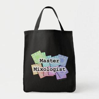 Livsmedeltote bags - LEDAR- MIXOLOGIST Tygkasse