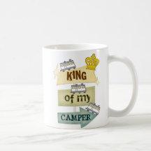 Livsstiltravel mug för campare/RV Kaffe Kopp