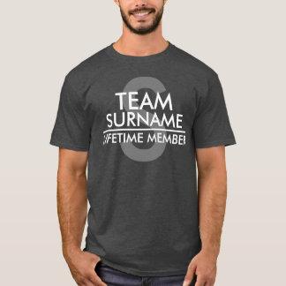 Livstidmedlem för LAG (efternamn) Tee Shirts
